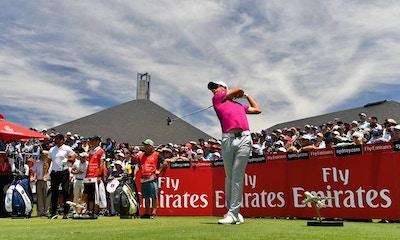 2018 Major Events; Australian Open, Golf