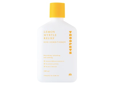 Troopets Lemon Mrytle Relief Dog Conditioner
