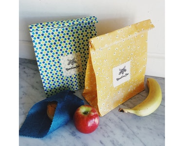 NEW Beeswax & Plant Wax Standard Bags