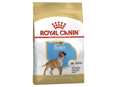 Royal Canin Breed Nutrition Dog Boxer Puppy 12kg