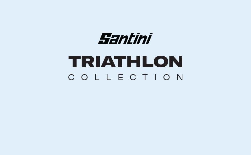 Santini triathlon-clothing