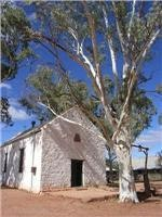 The old Church at Hermannsburg