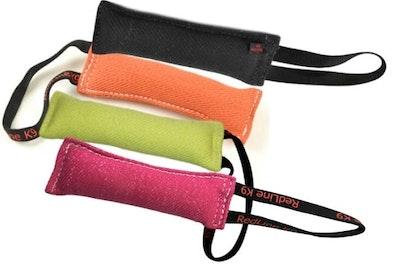 "K9 PRO 1.5"" x 8"" Single Handle French Linen Pocket Tug"
