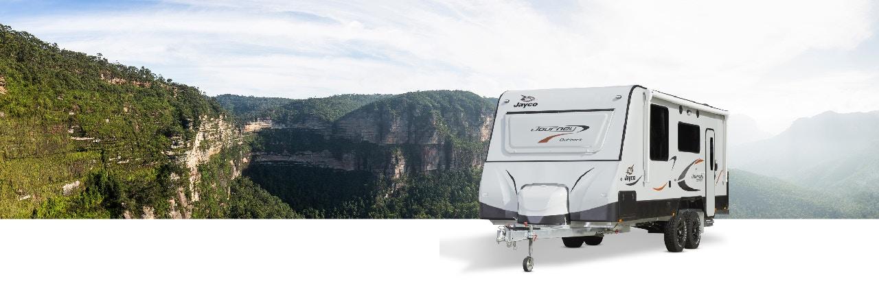 journey caravan range