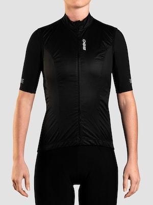 Black Sheep Cycling Women's Essentials TEAM Vest - Block Black