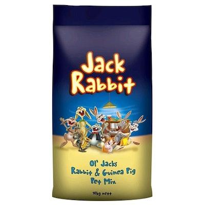 Laucke Mills Laucke Ol Jacks Rabbit & Guinea Pig Mix 10kg