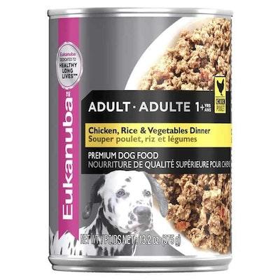 Eukanuba Adult Chicken Wet Dog Food 374G