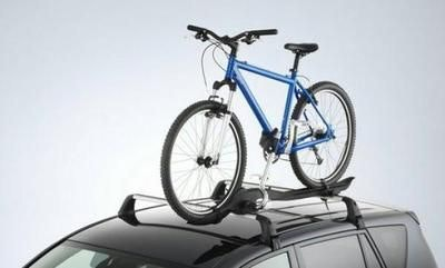 car bike carrier roof