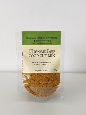 Flavour Pop Good Gut Shaker Sample - Superfood Seasoning for Wellbeing 20g