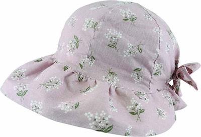 Avenel of Melbourne Cotton Blossom Bonnet - Pink