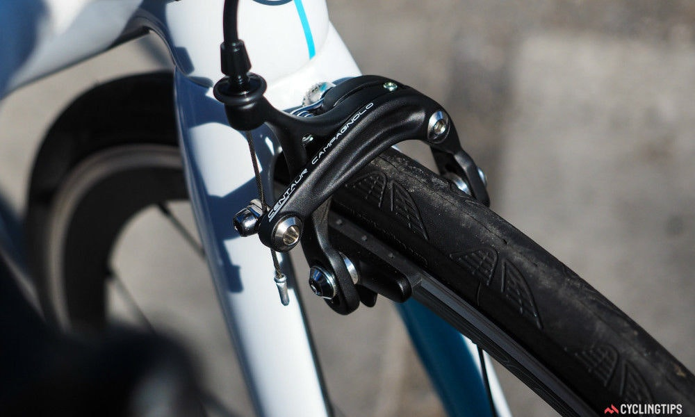fullpage campagnolo centaur groupset ten things to know rim brakes