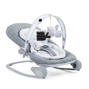 Chicco Rocker: Hoopla Rocker - Titanium