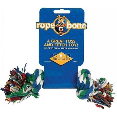 Prestige Pet Products Prestige Pet Rope Bone Dog Chew Toy - 3 Sizes