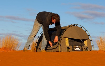Swag Camping: why we love it