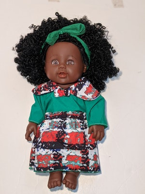Designed by Florence Ima Doll