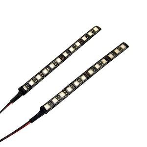 White LED Flexible Stick On Strip