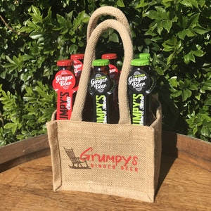 GRUMPY'S GINGER BEER - MIXED 6 PACK - Chilli / Lime N Bitters