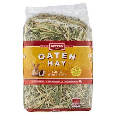 Peters Oaten Hay