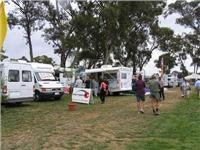 Leisurefest Bendigo campervans