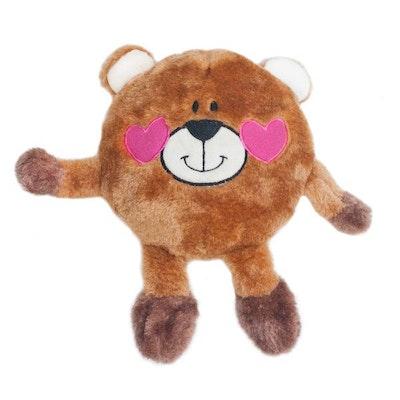 Zippy Paws Brainey Bear In Love