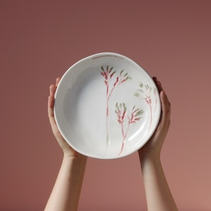 Anigozanthos Dinner Bowl