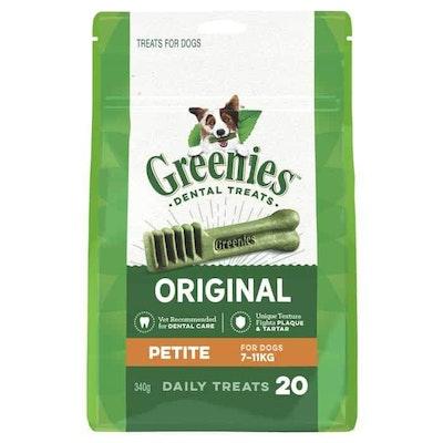 Greenies Petite Dental Chews For Small Dogs Treats