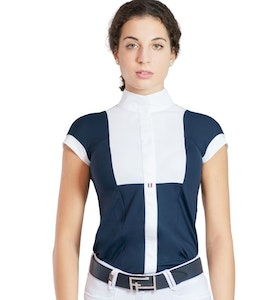 Aria Show Shirt By For Horses