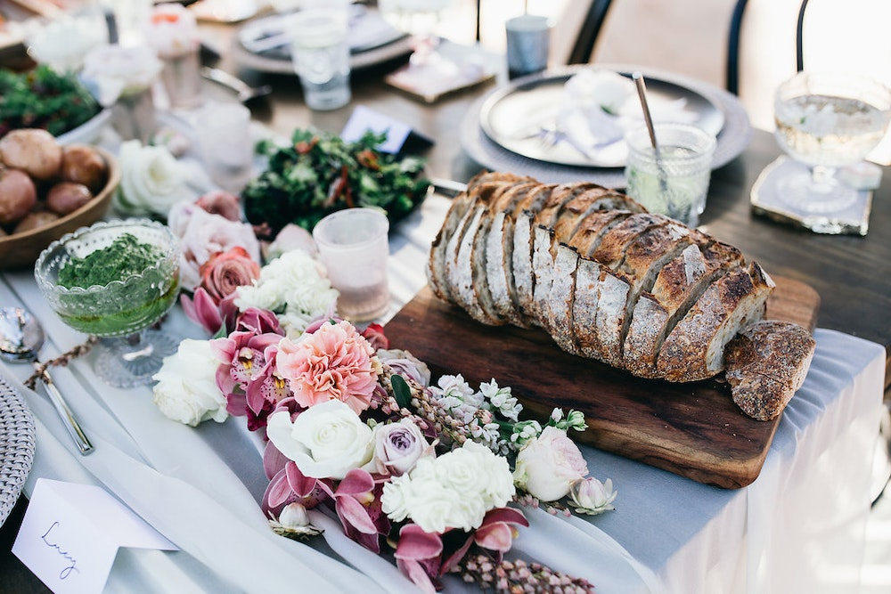 Three Blue Ducks Floral and Mineral Catering