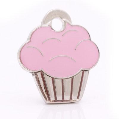 Hamish McBeth Cupcake Pet ID Tag