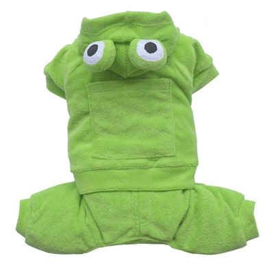 DoggyDolly SMALL DOG - Froggy Doggy Costume