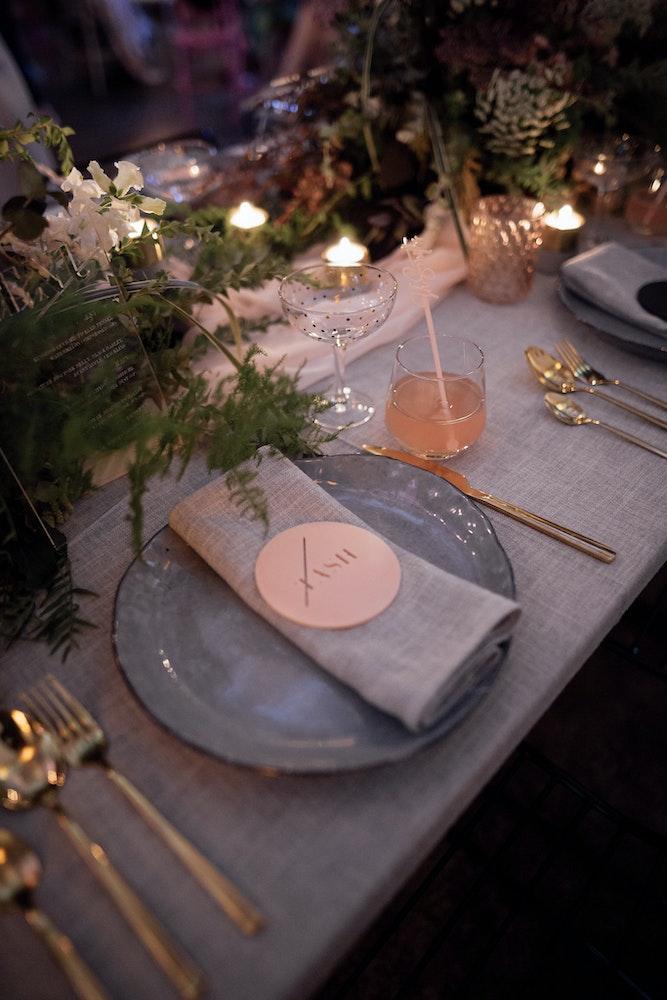 Linen Hire Melbourne Table Art