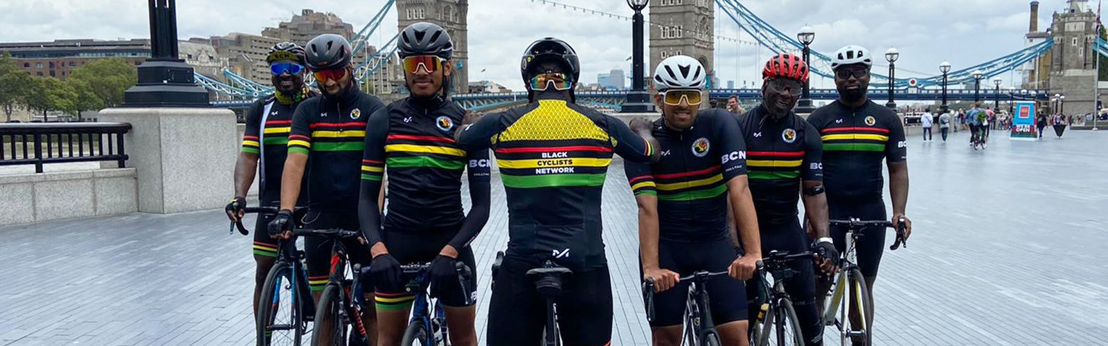SIS - The Black Cyclists Network - Breaking down barriers and forging a new path in cycling