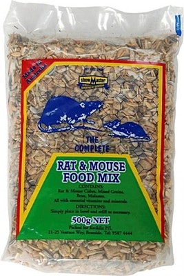 Showmaster Rat & Mouse Mix 500g