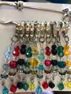 Handmade By Bronzerose Knitting/Crochet  Stitch Markers