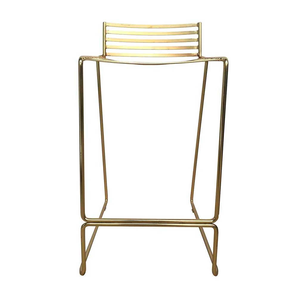 Studio Wire Bar Stool Gold Bar Stools For Sale In