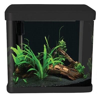 Aqua One AO LifeStyle 21L Aquarium Gloss Black