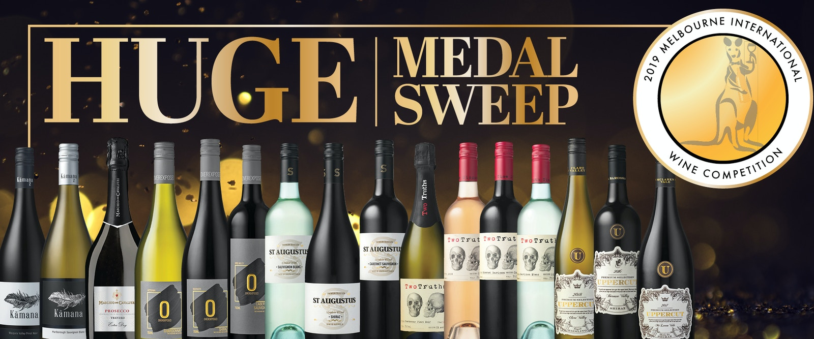 Independent Brands recognised at Melbourne International Wine Competition