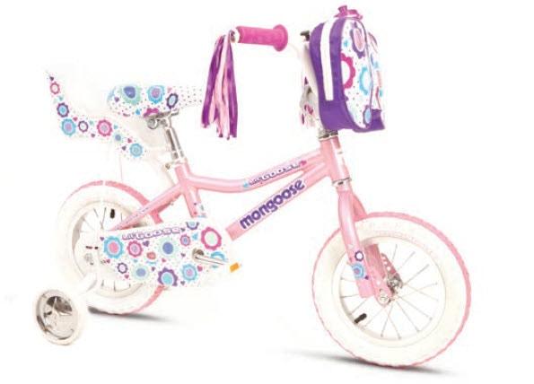 """Lilgoose Girls, 12"""" Kids Bikes"""