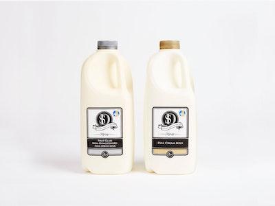 St. David's Dairy Full Cream Milk