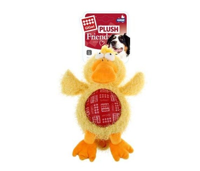 GIGWI Plush Friends Duck Large