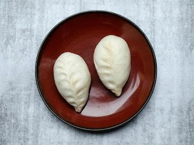 Gingergirl Shiitake mushroom and vegan XO buns (2 pieces) (V) (VG)
