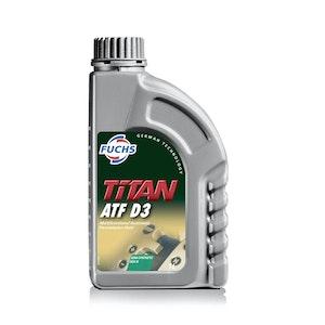 Fuchs Titan ATF D3 1LT pack Auto Trans Fluid
