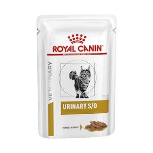 Royal Canin Veterinary Diet Cat Urinary S/O 12 x 85g