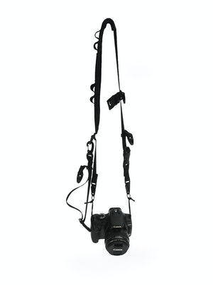 skingrowsback 3Point Cycling Camera Strap