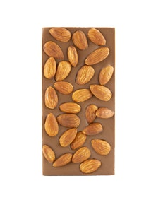 Dark Chocolate Almond Block