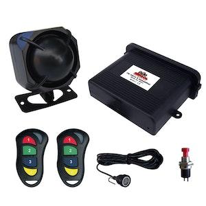 RhinoCo Technology Anti-Hijack Car Alarm and Engine Immobiliser