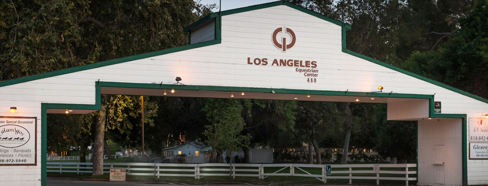 Los Angeles Equestrian Center Hosts Unique Educational Opportunities