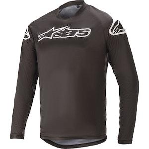 Alpinestars Racer V2 Long Sleeve Jersey Black-White