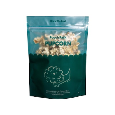 Pooch Pack Wakame Air Popped Popcorn - 25g