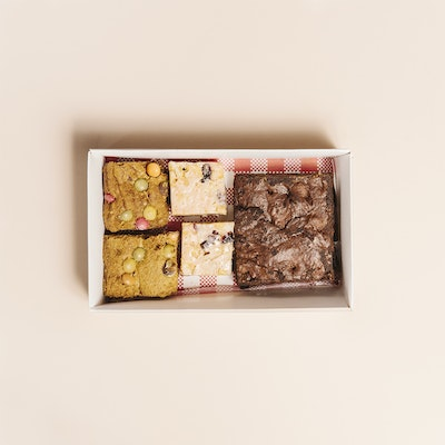 Missy M Sweets Small variety brownie box